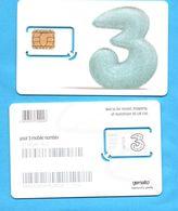 UK -  SIM Card  MINT - Ver. Königreich