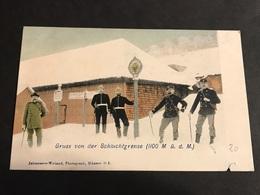 CPA 1900/1920 Gruss Von Der La Schlucht - Gerardmer