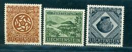 1953 Liechtenstein,Dragon,Archaeology,Pottery,Prehistorical S,319,CV€90/$120,MNH - Liechtenstein
