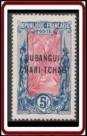 Oubangui-Chari - N° 17 (YT) N° 16 (AM) Neuf *. - Neufs