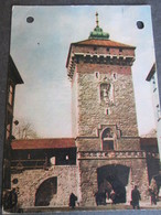 KRAKOV, BRAMA FLORIANSKA  1959 - Pologne
