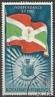 BURUNDI N° 30 OBLITERE - Burundi