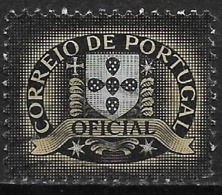 1952 – Official Mail Escudete Afonsino Used Stamp - 1910-... Republic