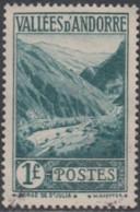 Andorre Français - N° 39 (YT) Oblitéré. - Andorra Francesa