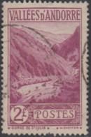Andorre Français - N° 41 (YT) Oblitéré. - Andorra Francesa
