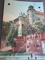 KRAKOV, ZAMEK WAWELSKI  1960 - Pologne