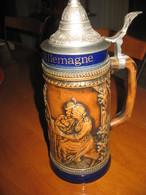 Grande Chope Bière Allemande - Vasos