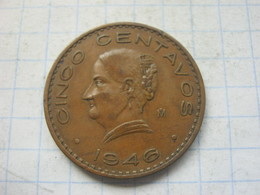 Mexico , 5 Centavos 1946 - Mexico