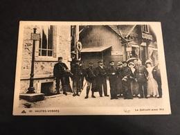 CPA 1900/1920 Frontière De La Schlucht Avant 1914 - Gerardmer