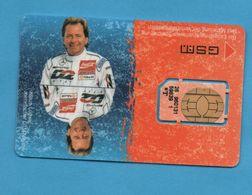 GERMANY -  SIM Card  - USED - Deutschland
