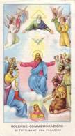 Santino Solenne Commemorazione Di Tutti Santi Del Paradiso - Serie Gmi 234 - Imágenes Religiosas