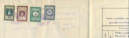 USTASA DISTRICT COURT-NDH-CROATIA-1942 - Historical Documents