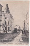 Grenoble - L'Avenue De La Gare Et La Chambre De Commerce - Grenoble