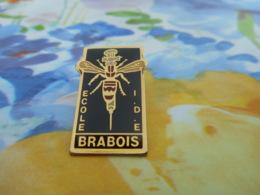 A058 -- Pin's Ecole Brabois - Administración