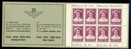 1953 Princess Josephine-Charlotte,Red Cross,Belgium,963,BookletII,V€180/$225,MNH - Belgium