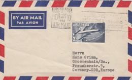 Australia Cover 1958 - Australien