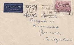 Australia Cover 1946 - Australien