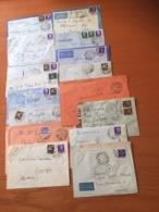+++ Sammlung 80 Briefe Und Postkarten 40-45 Italien Posta Militaira +++ - Stamps