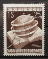 Autriche 1953 / Yvert N°828 / * - 1945-60 Ungebraucht