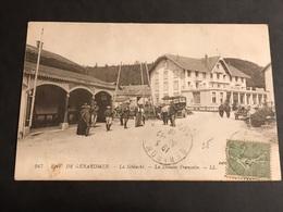 CPA 1900/1920 La Schlucht à La Frontière La Douane Française - Gerardmer