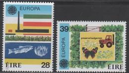 Ireland - #658-59(2) - MNH - 1949-... République D'Irlande