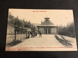 CPA 1900/1920 La Schlucht La Gare Du Tramway - Gerardmer
