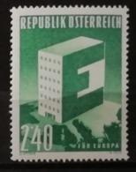 Autriche 1959 / Yvert N°901 / ** - 1945-60 Ungebraucht