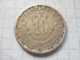 Mexico , 10 Centavos 1946 - Mexico