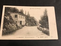 CPA 1900/1920 La Schlucht Frontière Douane Allemande - Gerardmer