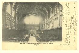 A2015[Postkaart] Anvers. - Institut Saint-Joseph (Filles De Marie). / Chapelle (Lagaert) Antwerpen Instituut Sint-Jozef - Antwerpen
