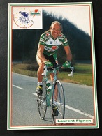 Laurent Fignon - Gatorade - 1993 - Carte / Card - Cyclists - Cyclisme - Ciclismo -wielrennen - Wielrennen