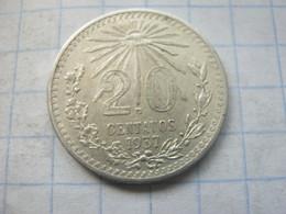Mexico , 20 Centavos 1937 - Mexico
