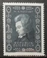 Autriche 1956 / Yvert N°857 / ** - 1945-60 Ungebraucht