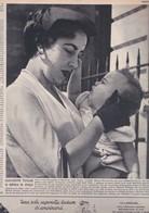 (pagine-pages)LIZ TAYLOR   Oggi1953/39 - Autres