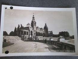 SZCZECIN, WALY CHROBREGO, 1957 - Pologne