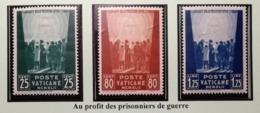 Vatican 1942 / Yvert N°95-97 / ** - Neufs