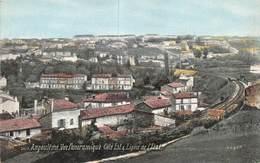 PIE-20-FD-597 : ANGOULEME. LIGNE DE CHEMIN DE FER. - Angouleme