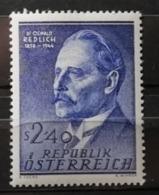 Autriche 1958 / Yvert N°879 / ** - 1945-60 Ungebraucht