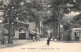 Clamart Avenue Bois De Boulogne ? Restaurant - Clamart