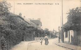 Clamart Rue Denis Gogue - Clamart
