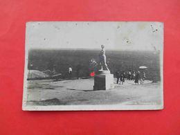 ODESSA Langeron 1935 Park Sculpture Women. Russian Photo Postcard - Ukraine