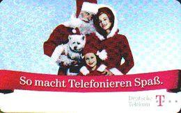GERMANY P22/98 Frohe Weihnachten - Deutschland
