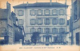 Clamart Institution Duchesnes - Clamart