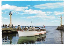 34 - PALAVAS LES FLOTS - Bateau-Promenade - Ed. AUDUMARES N° 2979 - Palavas Les Flots