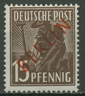 Berlin 1949 Rotaufdruck 25 Postfrisch - [5] Berlin
