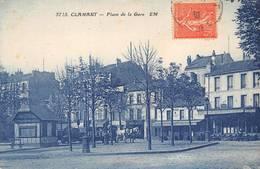 Clamart Place Gare - Clamart