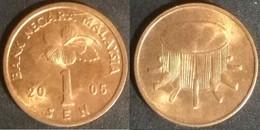 Malaysia - 1 Sen 2005 Used (ma028) - Malaysia