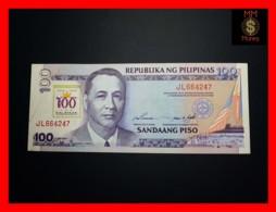 PHILIPPINES 100 Piso 1997 P. 188 A  *COMMEMORATIVE* RARE  VF - Philippines
