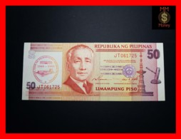 PHILIPPINES 50 Piso 1999 P. 191 A  *COMMEMORATIVE*  VF \ XF - Philippines