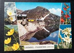 Grimsel-Passhöhe/ Postauto/ Mehrbild - BE Berne